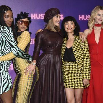 """J-Lo, Cardi B, & Lizzo Hit The Big Screen In """"Hustlers!"""""""