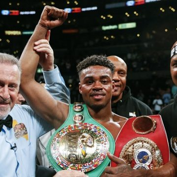 Errol Spence Jr. Severely Injured In Car Crash!