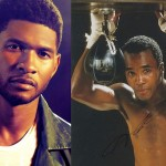 Usher totally transforms into Sugar Ray!