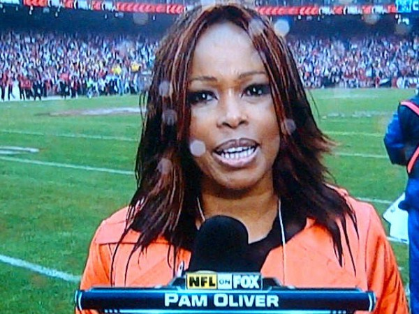 who has pam oliver dating