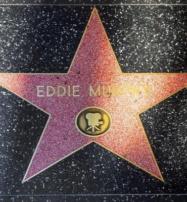 Eddie Morphy's star on Hollywood Walk of Fame