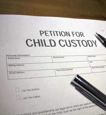Child Custody Petition