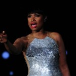 Jennifer Hudson Returns To Say Goodbye To 'American Idol!'