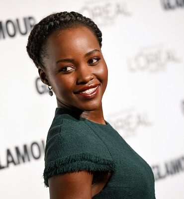 Actress Lupita Nyong'o attends the 25th Annual Glamour Women of the ...