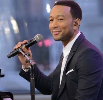 "John Legend Debuts ""Beauty And The Beast"" Theme!"