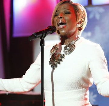 Mary J. Blige Drops New Music! [LISTEN]