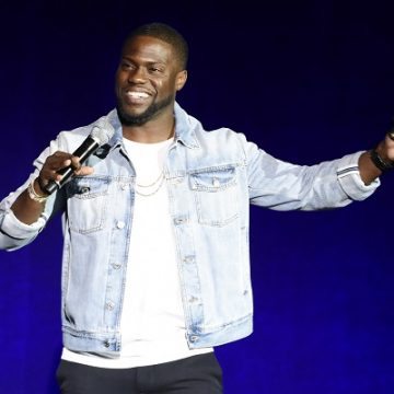 Kevin Hart Announces Dallas Date For Irresponsible Tour!
