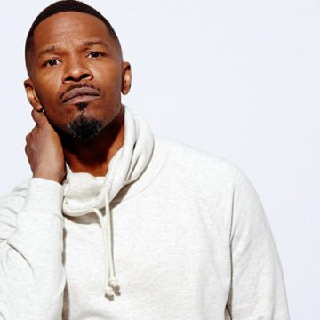 Jamie Foxx Is Back On The Comedy Stage!