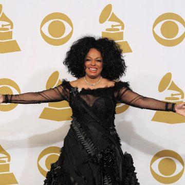Diana Ross To Receive AMA Lifetime Achievement Award!