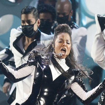 Janet Jackson Is 'Open' To Super Bowl Performance!