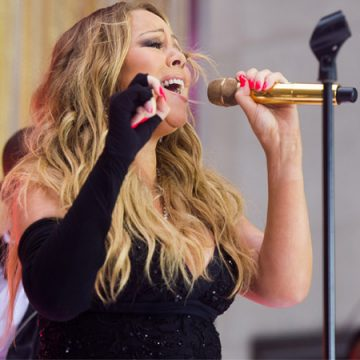 Mariah Carey's Christmas Movie Out Today!