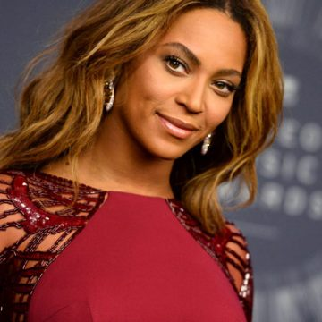 Beyonce Nearly Falls Down Stairs During Concert!