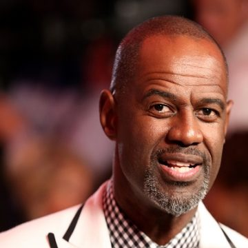 Brian McKnight Gets Married!!