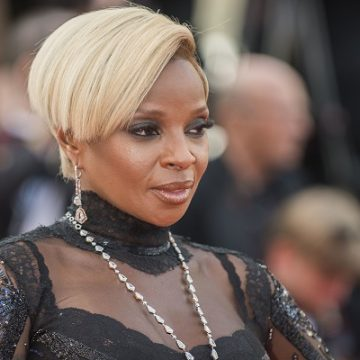 Mary J. Blige Lands A Role In MTV Series 'Scream'