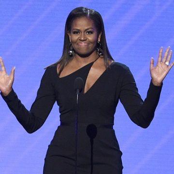 """Michelle Obama Launches """"When We All Vote"""" Initiative"""