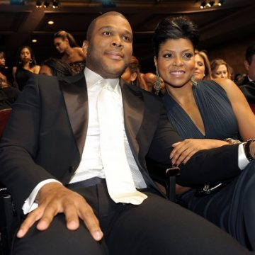 Tyler Perry & Taraji P. Henson Hilariously Answer Internet Questions!