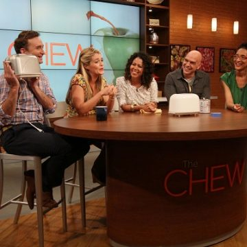 ABC Cancels The Chew!