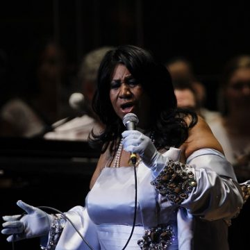 Performers For Aretha Franklin's Funeral Announced!
