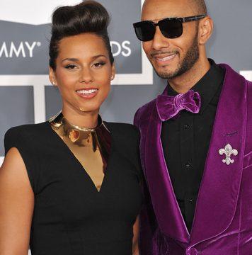 Alicia Keys & Swizz Beatz Celebrate 8 Years
