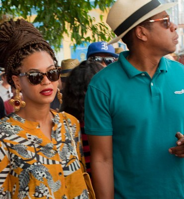 Beyonce and Jay-Z have named the twins Rumi and Sir