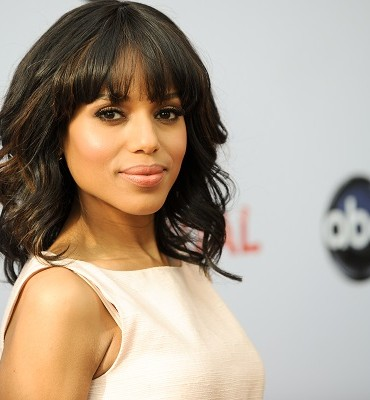 Kerry Washington went natural for her Allure magazine photo shoot