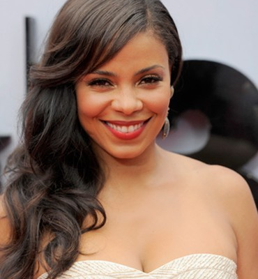 Sanaa Lathan shaves off all of her hair for a new movie role