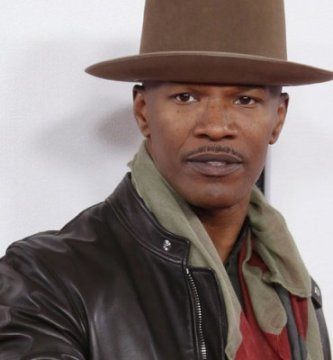 Jamie Foxx spilled the tea about how great Chris Brown is with his sister