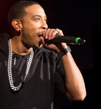 Ludacris is being sued for using a copyrighted photo of boobs