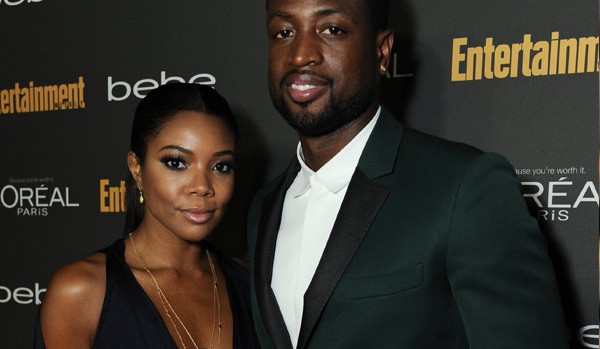 Gabrielle Union and Dwayne Wade were stopped by security for being too sexy