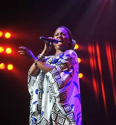 It's been a little bit of a bumpy ride for Chrisette Michele this year