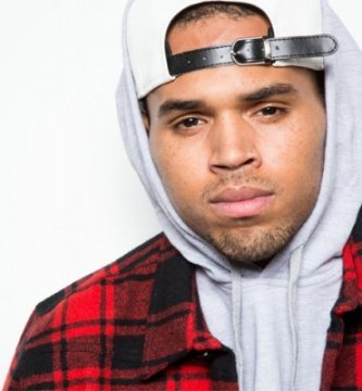 Chris Brown is the victim of a huge music leak