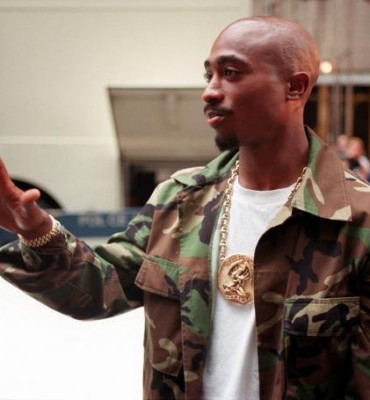 Tupac Shakur's iconic Duke basketball jersey is up for auction