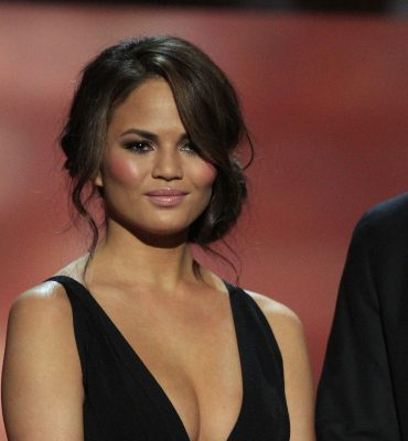 Chrissy Teigen is Cooking for John Legend on His Tour