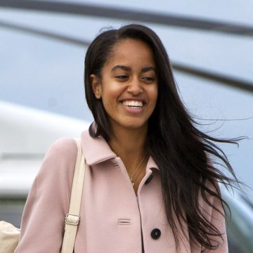 Malia Obama confronted a very rude grandmother at Harvard