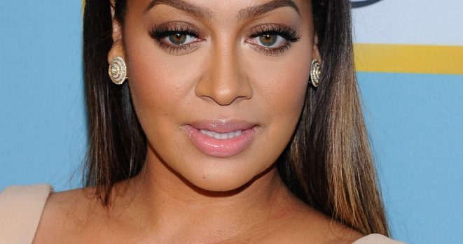 Lala Anthony Met with Angelina Jolie's Divorce Lawyer