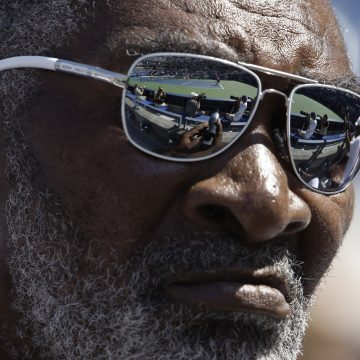 There are two sides to Richard Williams' marriage blowing up