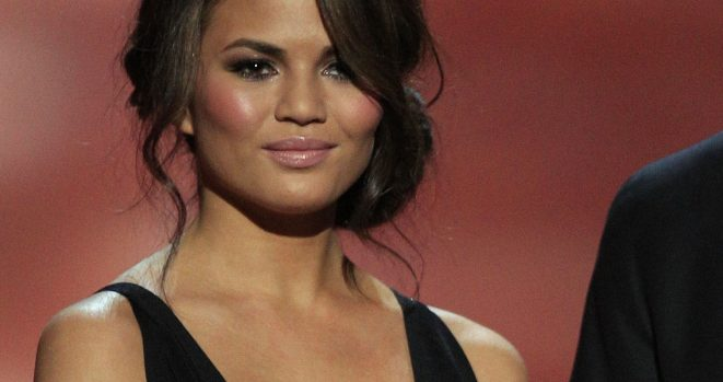 Chrissy Teigen is officially blocked on Twitter by President Trump