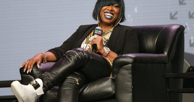 Missy Elliott kept Tweet from thinking about committing suicide