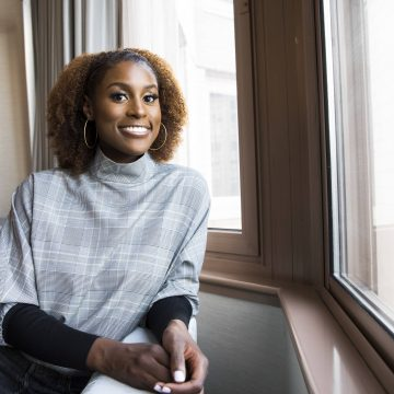Issa Rae landed herself a movie role in The Hate You Give