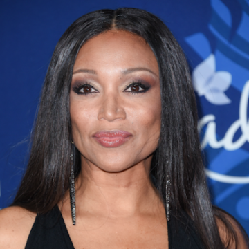 Chante Moore is 50 years old and NOT competing with young ladies for looks