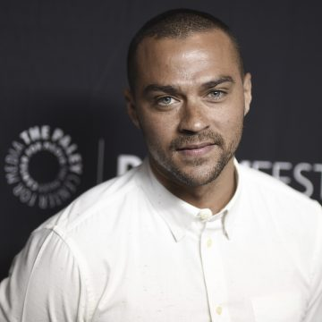 Jesse Williams and his wife are not allowed to communicate without an app