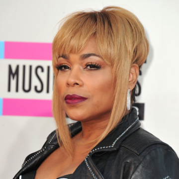 TLC's European tour is postponed after T-Boz's injury to her neck
