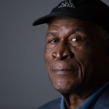 John Amos would like to be included in the Coming to America sequel
