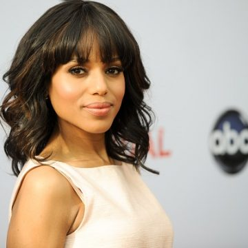 Kerry Washington is producing a dramatic series for Facebook