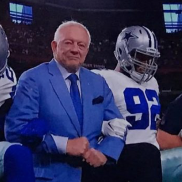 The NAACP is coming for Jerry Jones over his benching comments