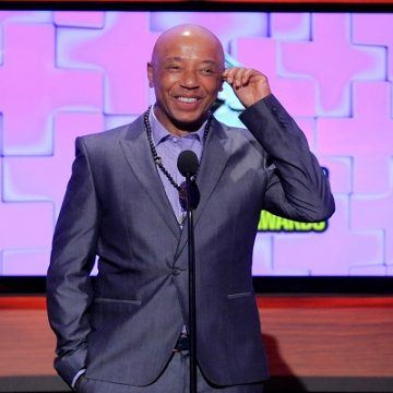 Russell Simmons is Being Investigated for an Alleged Sexual Battery from 2001