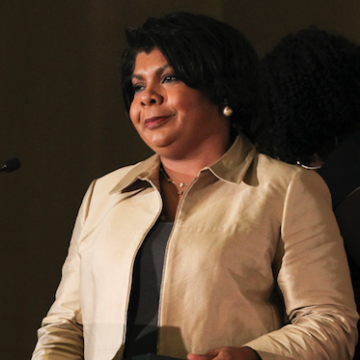 April Ryan was not invited to the White House Christmas party
