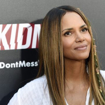 Halle Berry claims her ex Gabriel Aubrey called her the n word