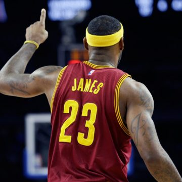 LeBron James got kicked out of a game for the first time ever