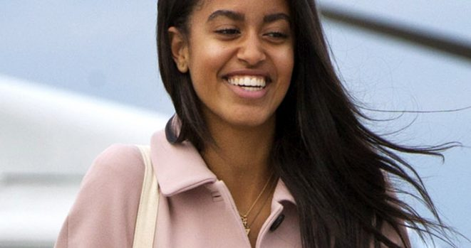 Folks Are Back Up in Malia Obama's Business Once Again